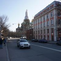 Набережная кНабережная канала Грибоедова.
