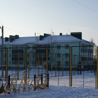 Покровское Истринский район. Зима