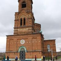 Великомихайловка. Храм Святителя Николая Чудотворца.