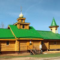 Храм Святых благоверных князя Петра и княгини Февронии Муромских
