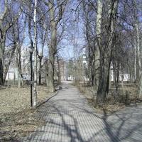 Н. Новгород - Парк им. Кулибина
