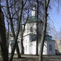 Н. Новгород - Парк им. Кулибина - Петропавловская церковь