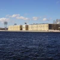 Река Малая Нева.
