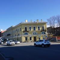 Набережная Макарова.