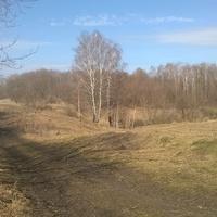 Дорога по Затишью. Апрель 2018