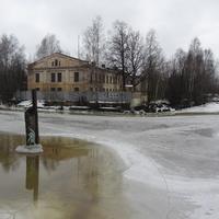 Река Малая Невка