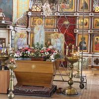 Новый Оскол. Храм Успения Пресвятой Богородицы.