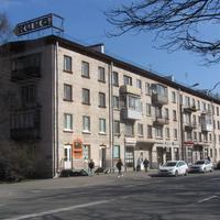 улица Летчика Пилютова