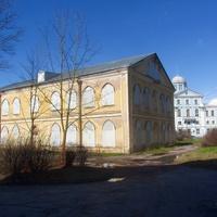 Усадьба Новознаменка . Готический дом - Больница для душевнобольных