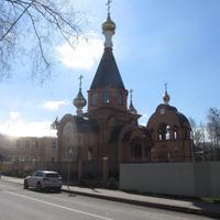 Храм-часовня Димитрия Донского