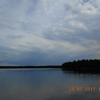 Озеро Завишье.