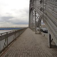 Большеохтинский мост (мост Петра Великого)