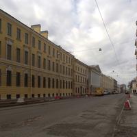Улица Шпалерная