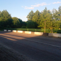 дорога, проходящая через Россошки