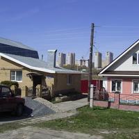Н. Новгород - На улице д. Кузнечиха