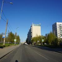 Улица Шаврова