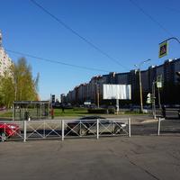 Улица Шаврова.
