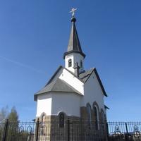 Парк Город Героев.Церковь Георгия Победоносца