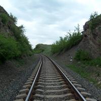 У Глафировского тоннеля