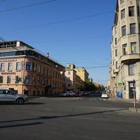 Ждановская набережная.