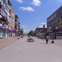 Бульвар Бобринського.