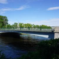 Река Ждановка.