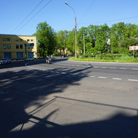 Петровский проспект.