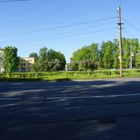 Петровская площадь.