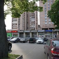 Проспект Тореза.