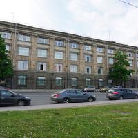 Площадь академика Иоффе