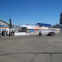 Центральный рынок Сарапула