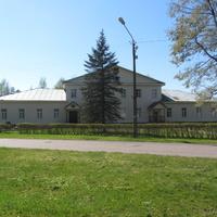 Лисино-Корпус .Учебный музей леса