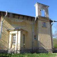 здание Императорского охотничьего дворца, год постройки: 1860