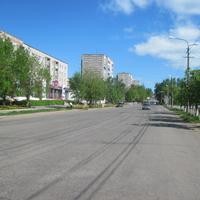 Улица Азина