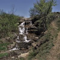 Гончаровский водопад