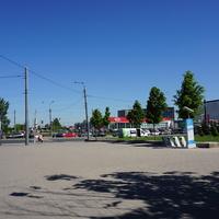 Улица Наличная.