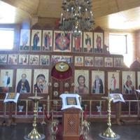 Каменногорск. Церковь Серафима Саровского