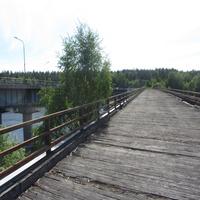 Каменногорск, старый финский мост
