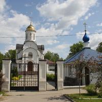 Церковь Анны Праведной в Коврове