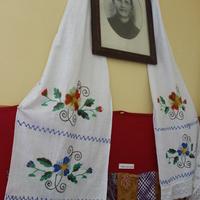 Крапивное. В музее села (Дом культуры).