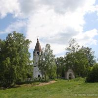 Церковь Успения Пресвятой Богородицы в д. Любец