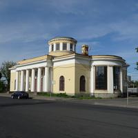Вокзал станции Красное Село