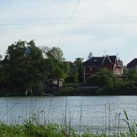 Красное Село. Озеро Безымянное