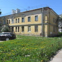 Угол ул. Косинова и ул. Промышленной