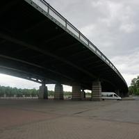 Эстакада Приморского проспекта
