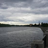 Набережная Приморского проспекта.