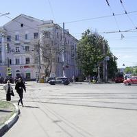 Н. Новгород - На пересечении ул. Бекетова и ул. Нартова