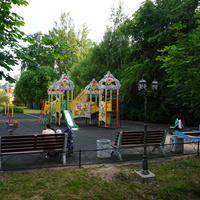 Детский парк.