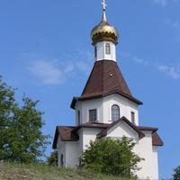 с. Ерик. Храм Сергия Радонежского.