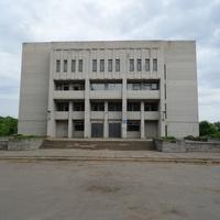 Горбунки, Здание администрации птицефабрики